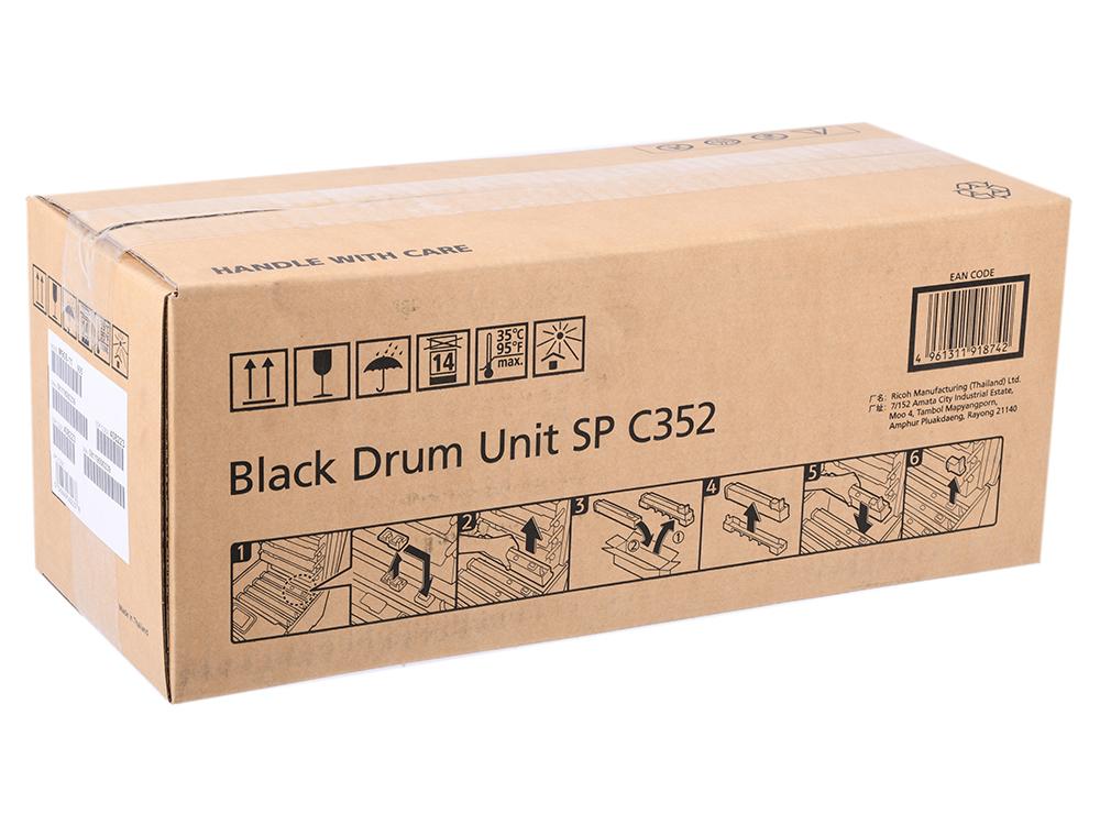 цена на Картридж Ricoh SP C352E черный (black) 15000 стр для Ricoh Aficio SP C352