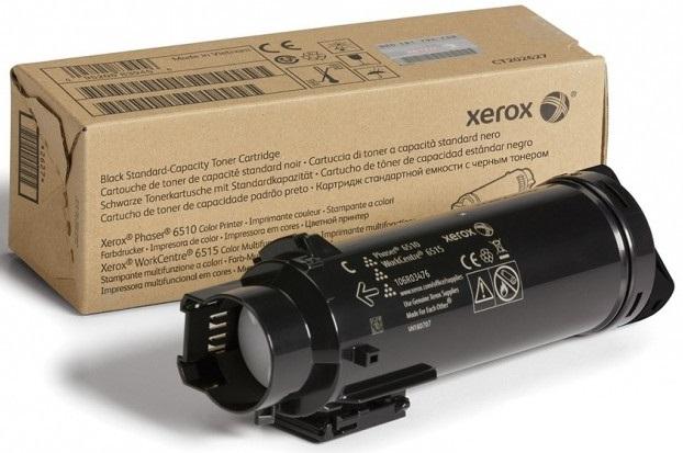 Картридж Xerox 106R03484 для Phaser 6510/WC 6515 черный 2500стр для Xerox картридж xerox 006r01237 006r01583 черный
