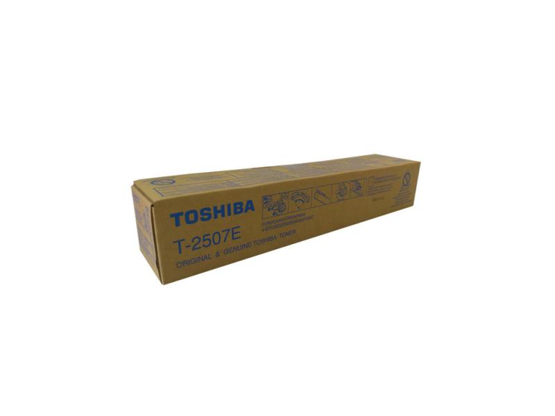 Тонер-картридж Toshiba T-2507E для e-STUDIO2006/2506/2007/2507 черный 12000стр 6AG00005086 2pcs for toshiba 2505 2006 2306 2506 2007 2307 2507 oem new opc drum printer parts on sale