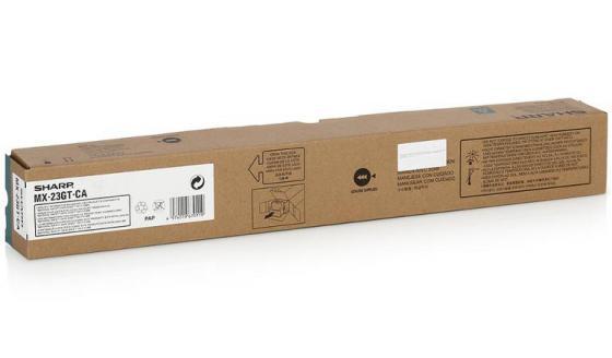 Картридж Sharp MX23GTCA голубой (cyan) 10000 стр для Sharp MX-2010/MX-2310/3111