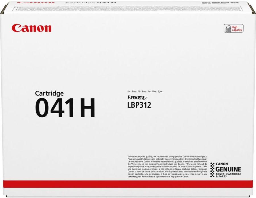 Картридж Canon 041H черный (black) 20000 стр для Canon I-SENSyS LBP312 цены