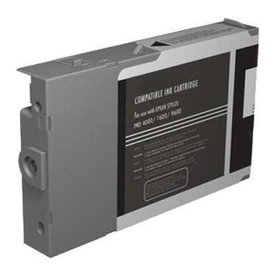 цена на Картридж Epson C13T543100 T5431 черный (black) 110 мл для Epson Stylus Pro 4000/7600/9600