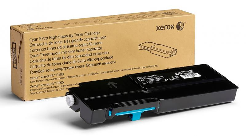 Картридж Xerox 106R03534 для VersaLink C400/C405 голубой 8000стр для Xerox VersaLink C400/405