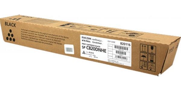 Картридж Ricoh SP C820DNHE черный (black) 20000 стр для Ricoh Aficio SP C820DN/C821DN