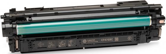 Картридж HP CF470X (657X ) для HP CLJ MFP M681/M682. Черный. 28 000 страниц. спец hp 24 000