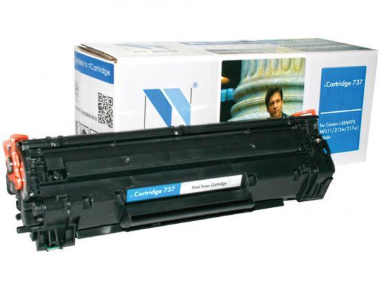 Картридж NV-Print 737 для Canon i-SENSYS MF210/210w//MF211/211w/MF211n/ 212/212w/216/216d/216n/216w/ картридж nv print canon 737