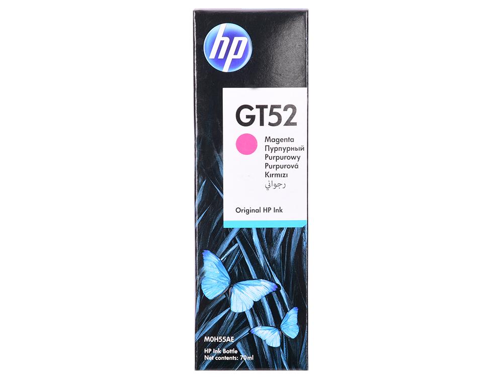 Фото - Чернила HP GT52 (M0H55AE) пурпурный (magenta) 8000 стр для HP DeskJet GT 5810, 5820 мфу hp deskjet gt 5810 x3b 11 a