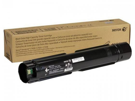 Картридж Xerox 106R03745 черный (black) 23600 стр для Xerox VersaLink C7020/7025/7030