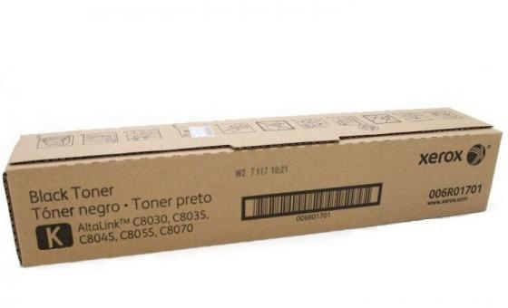 Картридж Xerox 006R01701 черный (black) 26000 стр для Xerox AltaLink C8030/8035/8045/8055/8070