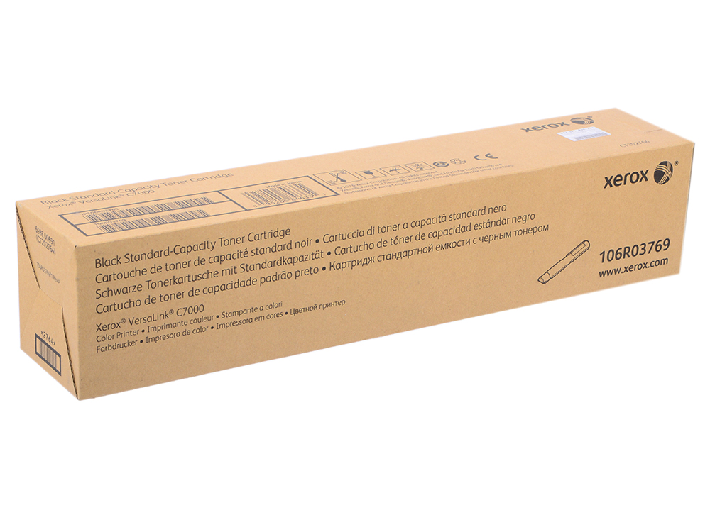 Картридж Xerox 106R03769 для VersaLink C7000 черный 5300стр