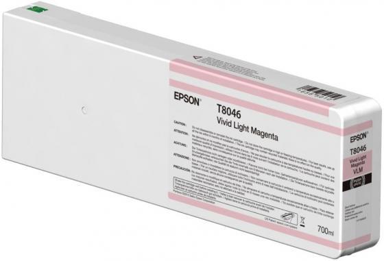 Картридж Epson C13T804600 для Epson CS-P6000 пурпурный