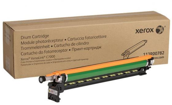 Фотобарабан Xerox 113R00782 для Xerox VersaLink C7000 черный 82200стр xerox xerox 106r03623