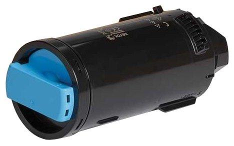 цена на Картридж Xerox 106R03908 голубой (cyan) 6000 стр для Xerox VersaLink C600/605