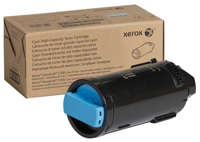 Картридж Xerox 106R03884 голубой (cyan) 9000 стр. для Xerox VersaLink C500/C505
