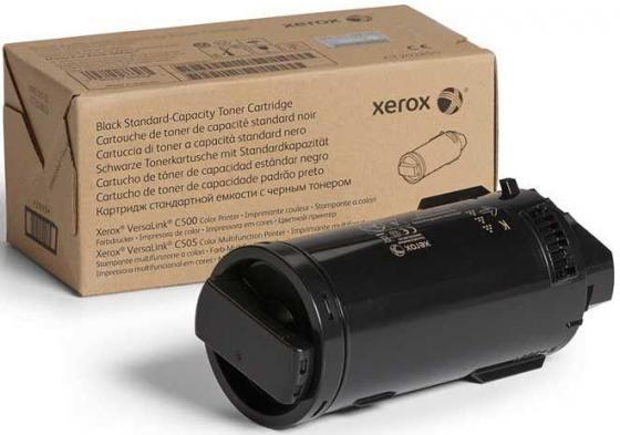 Картридж Xerox 106R03880 черный (black) 5000 стр для Xerox VersaLink C500/505