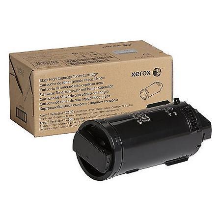 Картридж Xerox 106R03887 черный (black) 12100 стр для Xerox VersaLink C500/505
