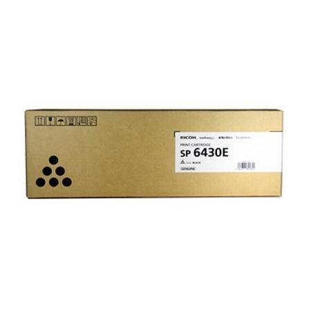цена на Картридж Ricoh SP 6430E для Ricoh SP6430DN черный 10000стр