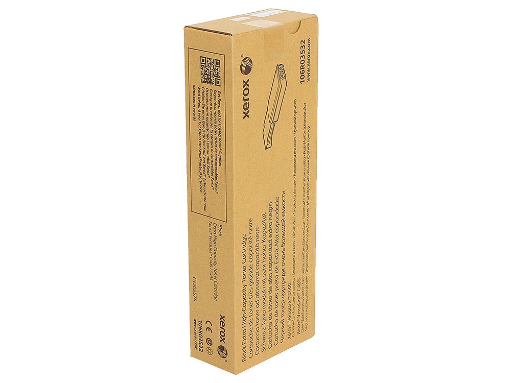 Картридж Xerox 106R03532 черный (black) 10500 стр. для Xerox VersaLink C400/405 цены