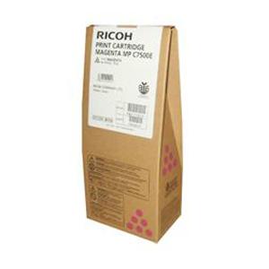 Картридж Ricoh MP C7500E пурпурный (magenta) 21600 стр. для Ricoh Aficio MP C6000/C7500 картридж ricoh mp c3502e пурпурный 842018