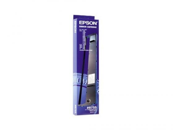 Картридж Epson C13S015022BA черный (black) 2 000 000 знаков для Epson LQ-1000/1010/1050/1070/1170