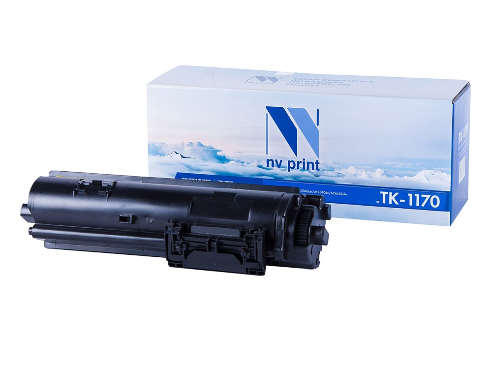 Картридж NV-Print NV-TK1170NC черный (black) 7200 стр для Kyocera Ecosys M2040dn/M2540dn/M2640idw