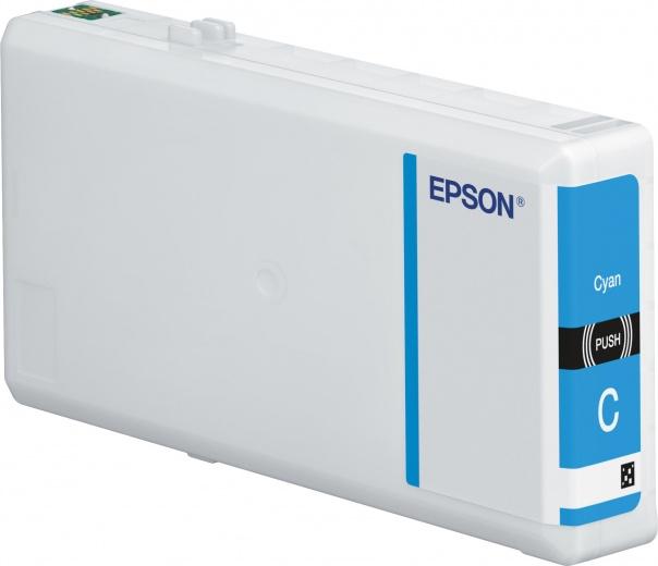 Картридж Epson C13T789240 голубой (cyan) 4000 стр. для Epson WorkForce Pro WF-5110DW/5620DWF