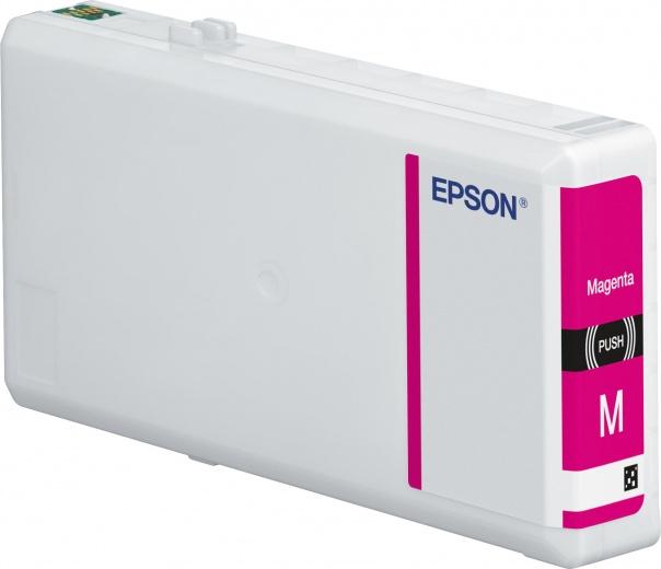 Картридж Epson C13T789340 пурпурный (magenta) 4000 стр. для Epson WorkForce Pro WF-5110DW/5620DWF