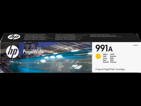 Картридж HP 991A желтый (yellow) 8000 стр. для HP PageWide Pro серии 755/772/777 hp 772 cn630a yellow