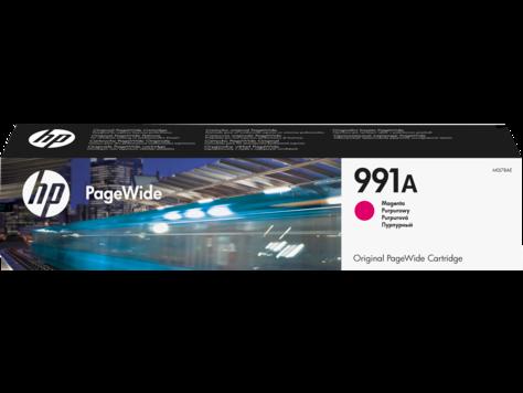 Картридж HP 991A пурпурный (magenta) 8000 стр. для HP PageWide Pro серии 755/772/777 hp 772 cn630a yellow