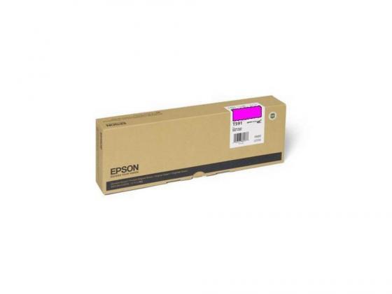 Картридж Epson C13T591300 пурпурный (magenta) 700 мл для Epson Stylus Pro 11880 все цены