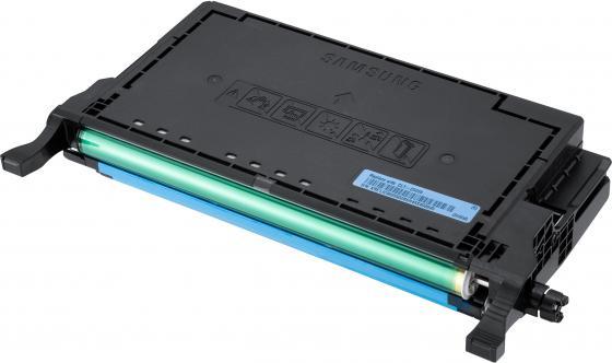 цена на Картридж Samsung CLT-C609S голубой (cyan) 7000 стр для Samsung CLP-770/775