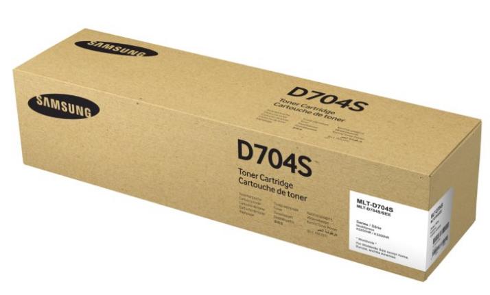 цена на Картридж Samsung MLT-D704S черный (black) 25000 стр. для Samsung SL-K3300NR