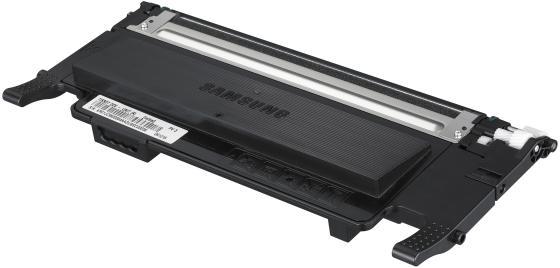 Картридж Samsung ST998A CLT-C407S черный (black) 1500стр. для Samsung CLP-320/325 / CLX-3185 samsung clt k504s black