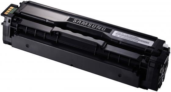 Картридж Samsung CLT-K504S черный (black) 2500 стр для Samsung CLP-415 / CLX-4195 / Xpress SL-C1810/1860 цена 2017