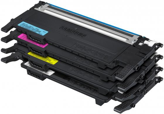 Картридж Samsung SU388A CLT-P407C для CLP-320 325 320N цветной