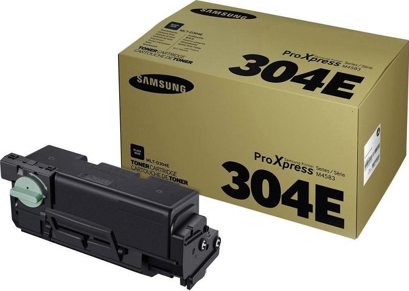 Картридж Samsung MLT-D304E черный (black) 40000 стр. для Samsung SL-M4530ND/M4530NX цена