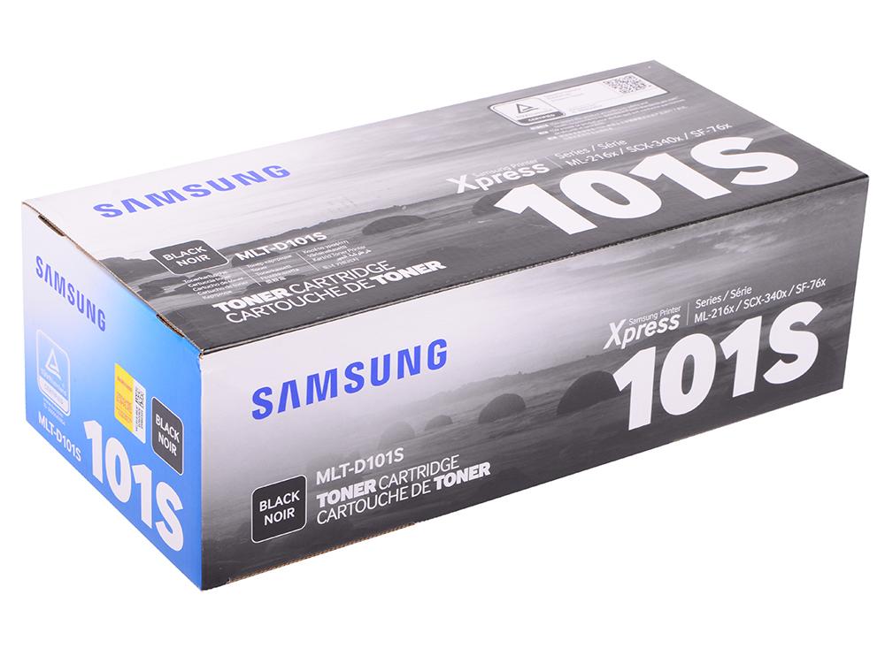Картридж Samsung SU698A MLT-D101S для Samsung ML-2160 2165 2168 SCX-3400 3405 черный