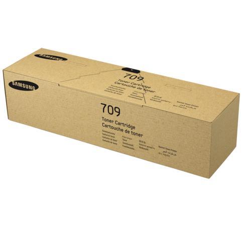 Картридж Samsung MLT-D709S черный (black) 25000 стр для Samsung SCX-8123/8128 цена