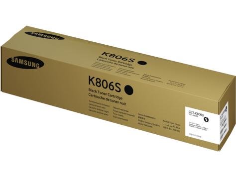 цена на Картридж Samsung CLT-K806S черный (black) 45000 стр. для Samsung SL-X7400GX