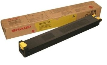 Картридж Sharp MX27GTYA желтый (yellow) 15000 стр. для Sharp MX-2300N/2700N sharp mx31gtba