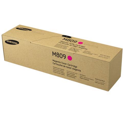 Картридж Samsung SS650A CLT-M809S для CLX-9201NA/CLX-9251NA/CLX-9301NA пурпурный картридж samsung clp500d5m для samsung clp500 500n пурпурный