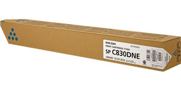 Картридж Ricoh SP C830DNE 27000 стр. для Ricoh Aficio SP C830DN/C831DN
