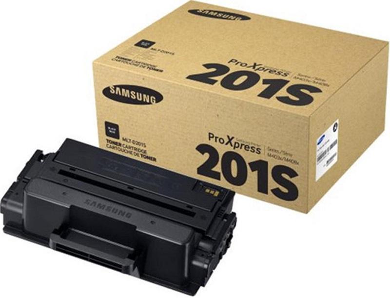 цена на Картридж Samsung MLT-D201S черный (black) 10000 стр. для Samsung SL-M4030ND/M4080FX