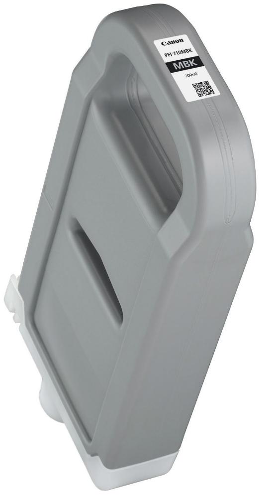 Картридж Canon PFI-710 MBK черный матовый matte black 700 мл для Canon iPF TX-200030004000