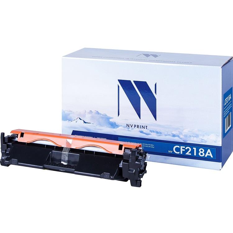 Картридж NV-Print NV-CF218A черный (black) 1400 стр. для HP LaserJet Pro M104a/M104w/M132a/M132fn/M132fw/M132nw картридж nv print nv cf218a черный black 1400 стр для hp laserjet pro m104a m104w m132a m132fn m132fw m132nw