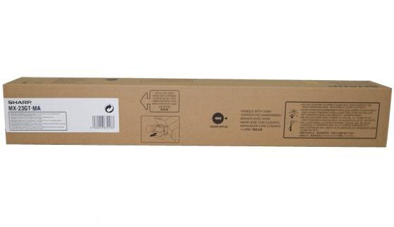 Тонер-картридж Sharp MX23GTMA для MX-1810/2010/2310/3111 magenta тонер картридж sharp mx23gtba для mx 1810 2010 2310 3111 black