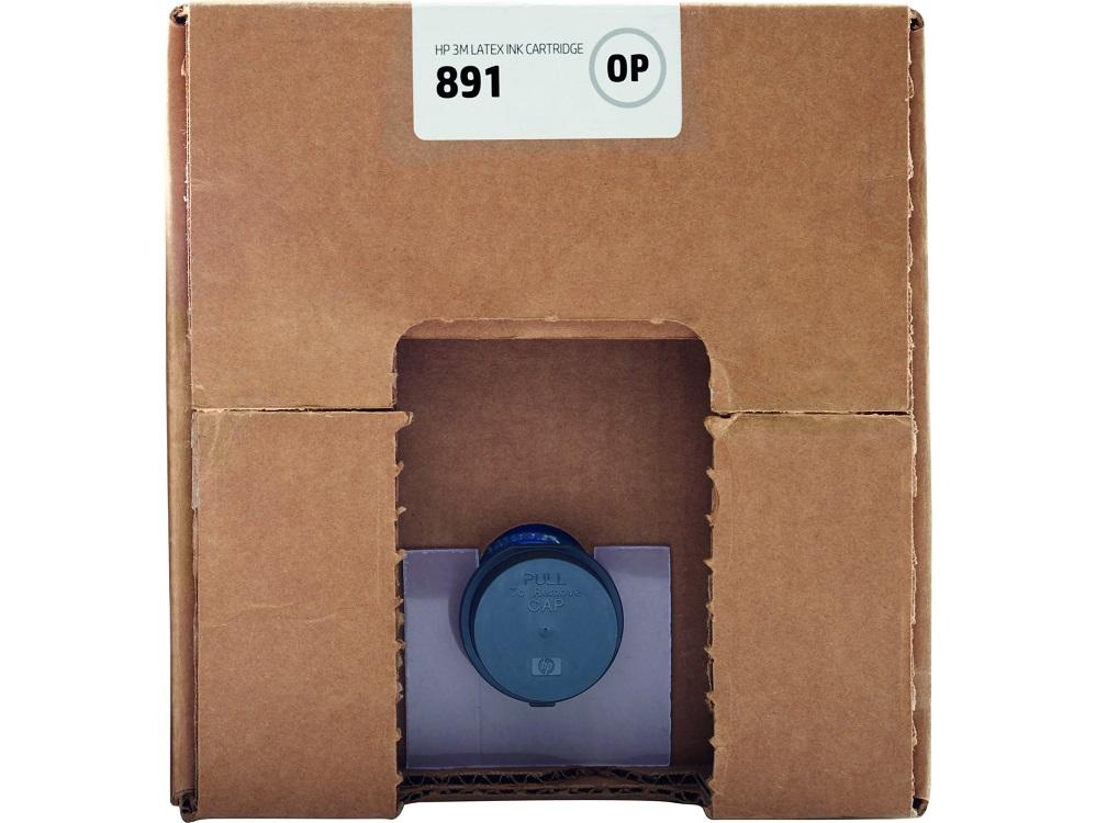 Картридж HP 3M 891 10000 мл для HP Latex 3600/3800 спец hp 24 000
