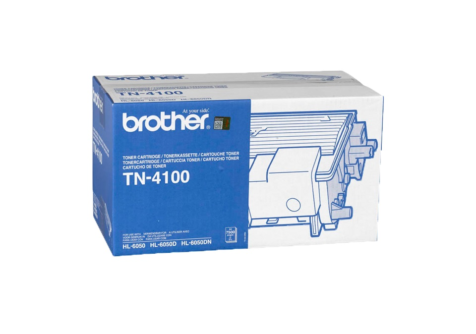 Картридж Brother TN-4100 черный (black) 7500 стр для Brother HL-6050 brother tn 320с