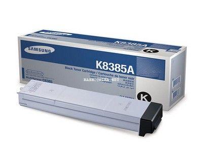 Картридж лазерный HP CLX-K8385A черный (black) 20000 стр для Samsung CLX-8385 hp c4129x черный картридж лазерный тонер картридж повышенная черный
