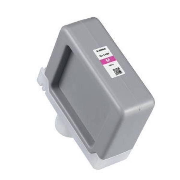 Картридж Canon PFI-110 M пурпурный (magenta) 160 мл для Canon image PROGRAF TX-2000/3000/4000